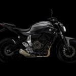 2014 Yamaha MT-07 Matt Grey_1