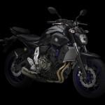 2014 Yamaha MT-07 Race Blu
