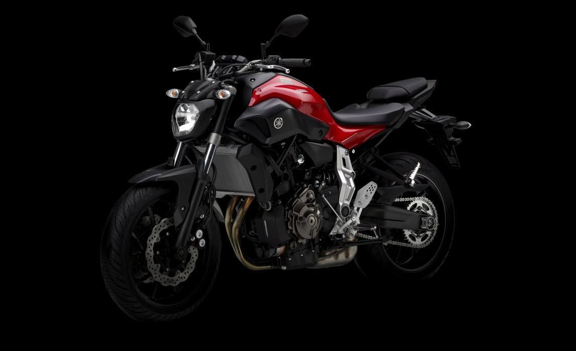 2014 yamaha mt 07 racing red at cpu hunter all pictures and news about motorcycles and. Black Bedroom Furniture Sets. Home Design Ideas