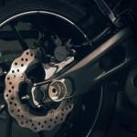 2014 Yamaha MT-07 Rear Wheel
