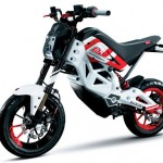 Suzuki to unveils the Extrigger Electric Mini-bike Concept at the 2013 Tokyo Motor Show