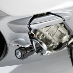 2014 BMW K1600 GTL Exclusive Engine Cover