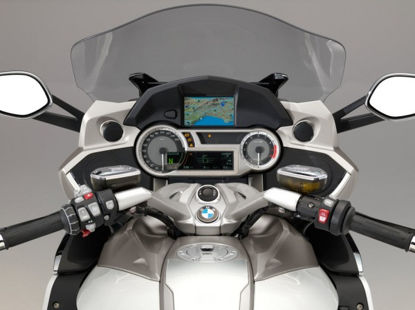 2014 BMW K1600 GTL Exclusive GPS