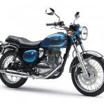 2014 Kawasaki Estrella 250 Candy Caribbean Blue