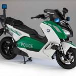BMW C Evolution Police-Spec Electric Scooter