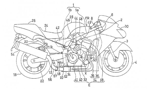 Kawasaki Intoduces Supercharged Inline-Four Engine_1