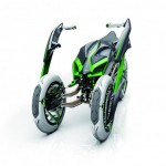 Kawasaki J Electric Three-Wheeler Concept_1