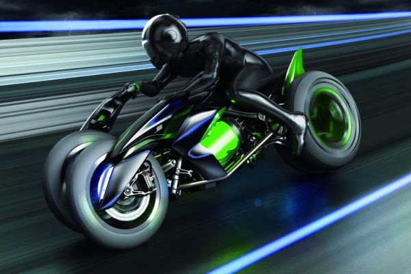 Kawasaki J Electric Three-Wheeler Concept_5