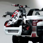 Suzuki Extrigger Electric Monkey Bike Concept Pics and Video