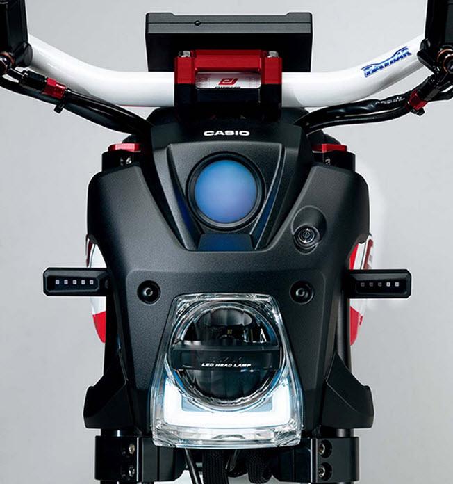 suzuki extrigger electric monkey bike concept headlight at cpusuzuki extrigger electric monkey bike concept headlight