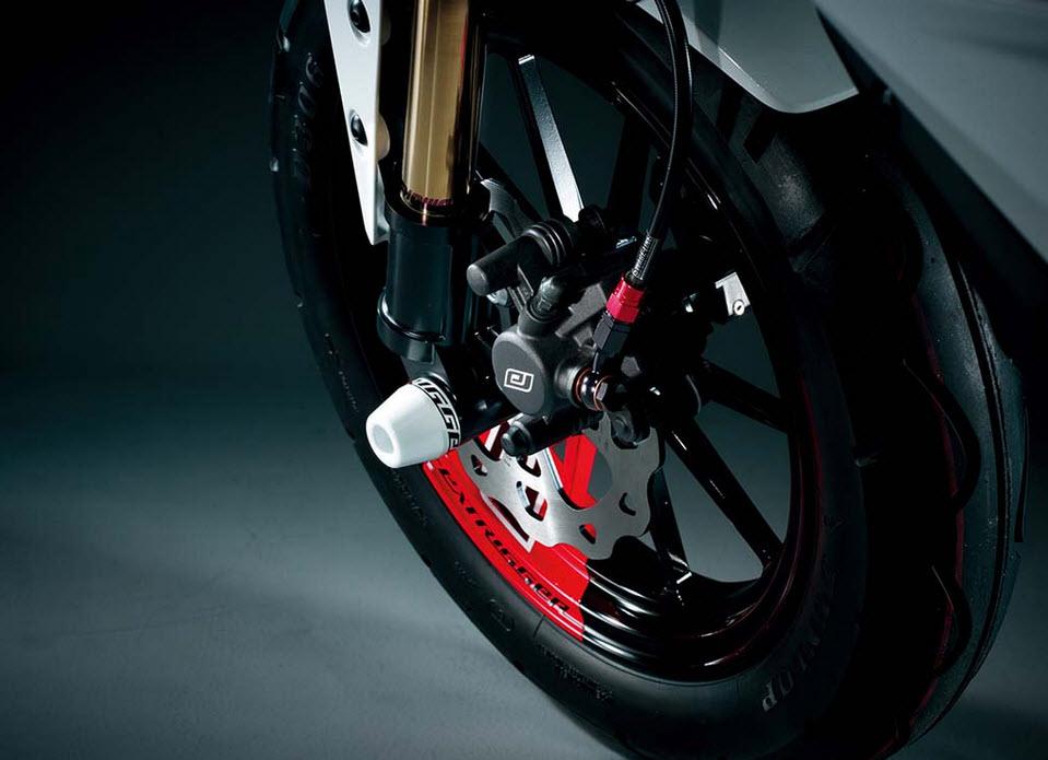 suzuki extrigger electric monkey bike concept wheel at cpu hunter