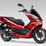 2014 Honda PCX125 and PCX150