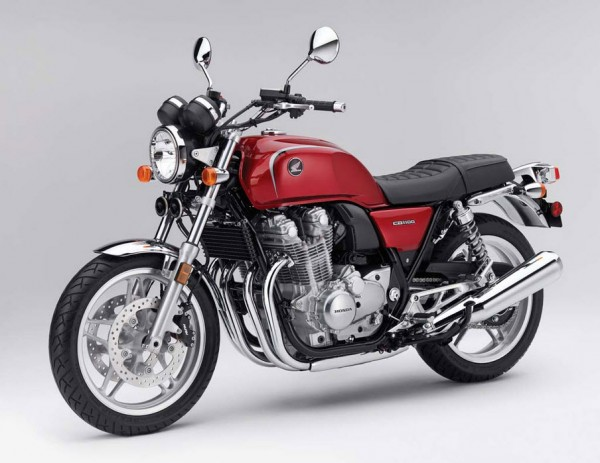2014 Honda CB1100 Deluxe Candy Red