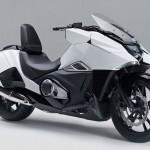 2014 Honda NM4 Vultus White