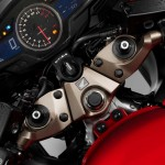 2014 Honda VFR800 Interceptor Instrument Display_1
