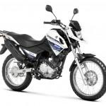 2014 Yamaha XTZ150S Crosser BlueFlex White
