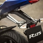 2014 Yamaha YZF-R125 Europe-Specs Taillight