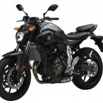 2015 Yamaha FZ-07 Coming to Canada