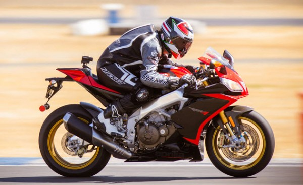 Aprilia Reveals US Prices and Color Choices of the 2014 Models