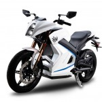 Terra Motors Reveals Kiwami Electric Sportbike