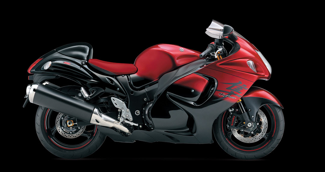 Suzuki to Launch 2014 Factory Special Edition Hayabusa and GSX-R750 in