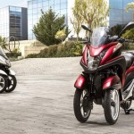 2014 Yamaha Tricity Now Available in Thailand