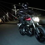 2014 Yamaha MT-125 Anodized Red