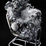2015 Kawasaki Ninja ZX-10R 30th Anniversary Edition Engine