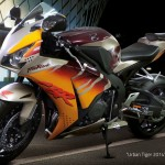 2014 Honda CBR1000RR Urban Tiger Fireblade Unveiled for UK