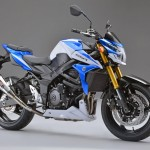2014 Suzuki GSR750Z Special Edition Unveiled for UK