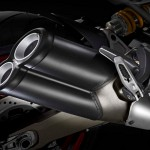 2015 Ducati Monster 821 Exhaust