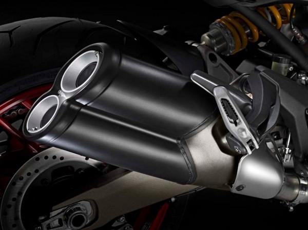 2015 Ducati Monster 821 Exhaust