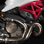 2015 Ducati Monster 821 Red Frame