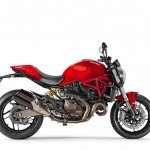 2015 Ducati Monster 821 Red_1