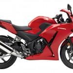 2015 Honda CBR300R USA-Specs Red