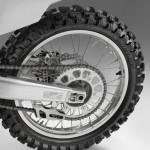2015 Honda CRF450R Rear Wheel