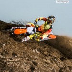 2015 KTM SX in Action