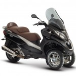 2015 Piaggio MP3 500 Black