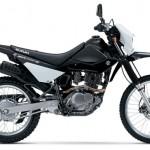 2015 Suzuki DR200S Black