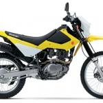 2015 Suzuki DR200S Yellow
