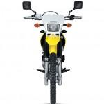 2015 Suzuki DR200S Yellow_1
