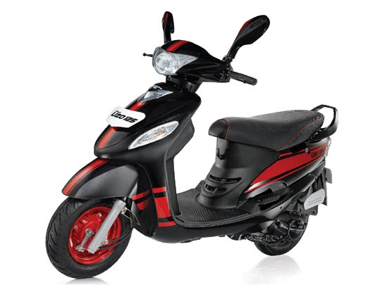2014 Mahindra Rodeo Uzo 125 Scooter