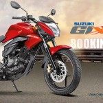 2014 Suzuki Gixxer 150 Coming to India