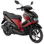2014 Yamaha GT125 Garuda Special Edition for the Indonesia Market