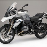 2015 BMW R1200GS Alpine White