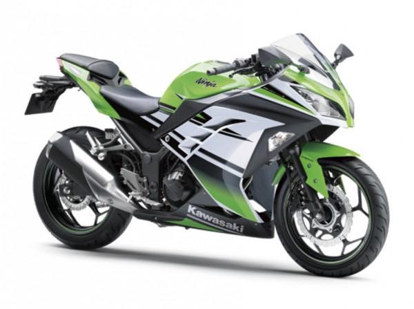 2015 Kawasaki Ninja 250 30th Anniversary Special Edition