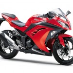 2015 Kawasaki Ninja 250 Passion Red
