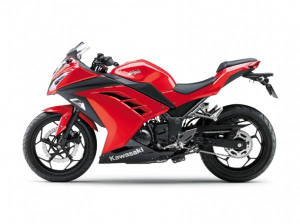 2015 Kawasaki Ninja 250 Passion Red_1