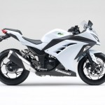 2015 Kawasaki Ninja 250 Pearl Stardust White_2