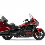 2015 Honda Gold Wing and F6B 40th-Anniversary Edition